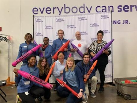 Cradles to Crayons 2018